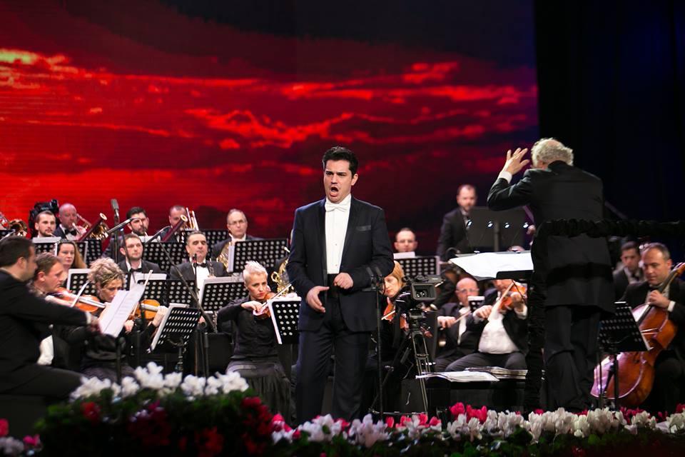 Saimir Pirgu në Teatrin e Operës dhe Baletit në Tiranë