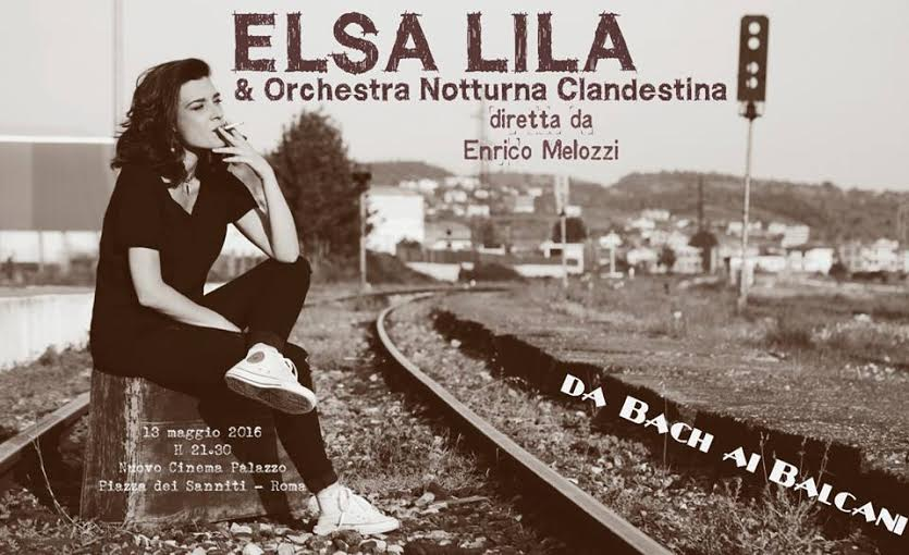 Elsa Lila, foto di Artan Korenica