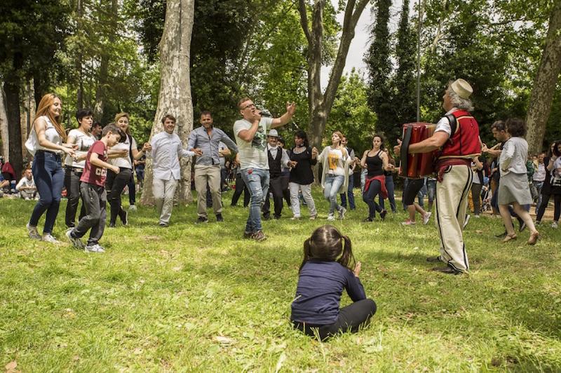 Canti e balli ©Stefano Majolatesi