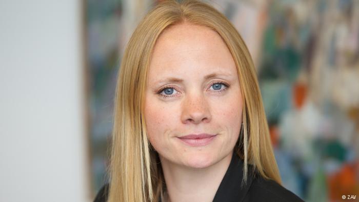 Kea Decker, drejtoresha e Bashkëpunimit Ndërkombëtar të Qendrës për Ndërmjetësimin Profesional të Jashtëm
