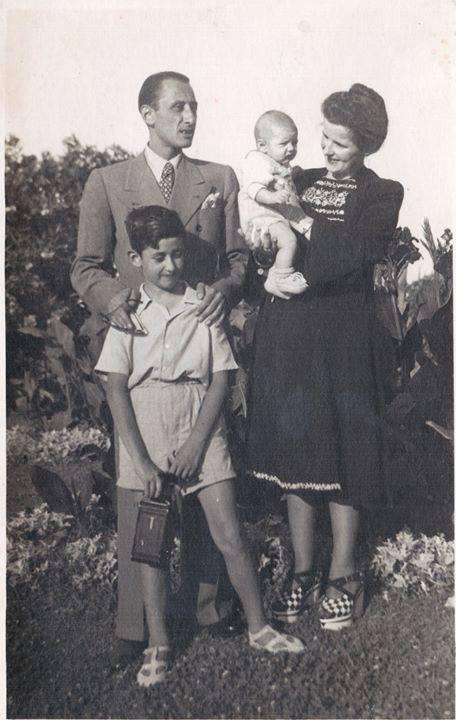 Nonni paterni, Bari 1941