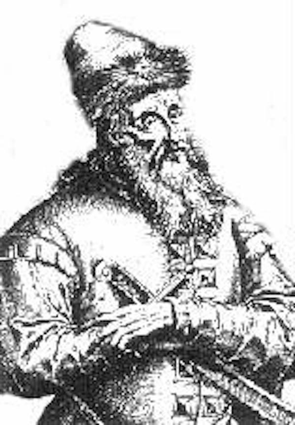 Portreti i Skënderbeut