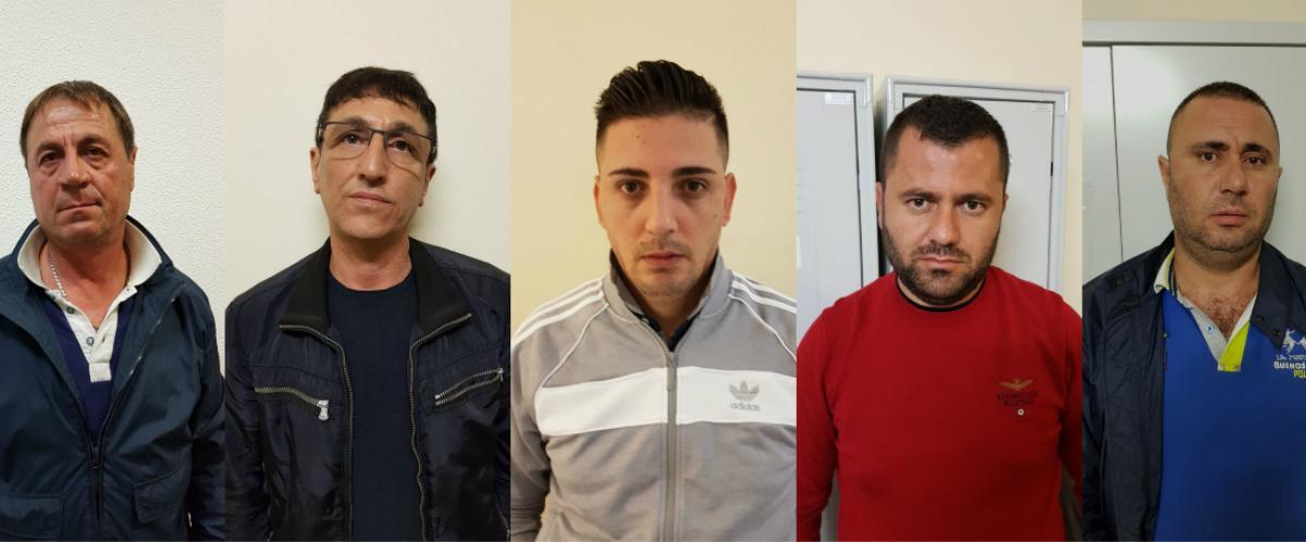 Të arrestuarit