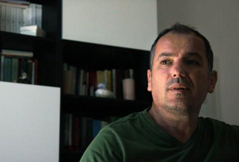 Adrian Paci - Foto di Tea Paci