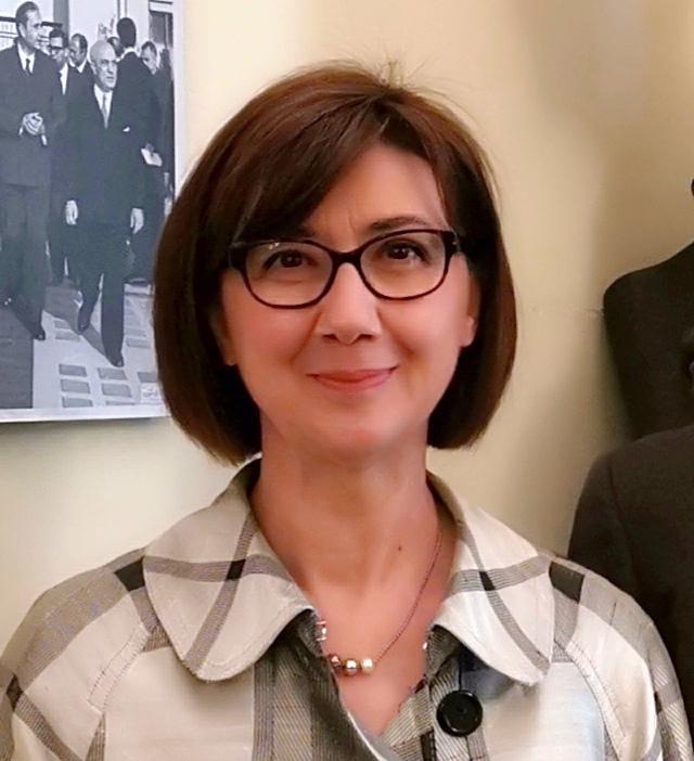 Ambasadorja e Shqipërisë në Itali, Anila Bitri Lani